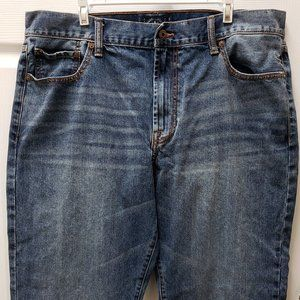 Lucky Brand 181 Relaxed Straight Jeans 40 x 30